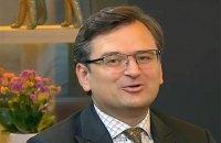 Кулеба виключив можливість відновлення переговорів ТКГ у Мінську