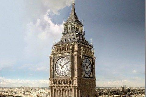 Дзвін Біг-Бен у Лондоні змовкне на чотири роки