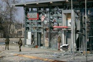 Наблюдатели ОБСЕ зафиксировали более 700 взрывов вокруг Донецка