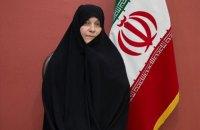 В Иране от коронавируса скончалась депутат парламента