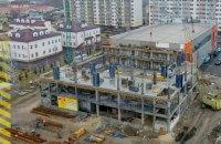 """У селищі на Дніпропетровщині за програмою """"Велике будівництво"""" зводять триповерховий басейн"""