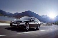 Новый Lexus GS в модификации F SPORT