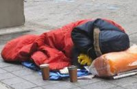 Майже 60% бездомних у Лондоні виявилися іноземцями