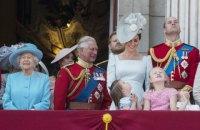 В Великобритании празднуют официальный день рождения королевы Елизаветы II