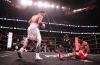 У вазі Ломаченка американець Девіс ефектним нокаутом здобув титул чемпіона WBA Regular