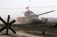 За сутки на Донбассе произошло четыре обстрела, потерь с украинской стороны нет