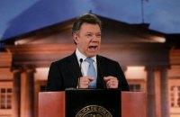 Президент Колумбії заявив про загрозу відновлення війни в разі провалу переговорів з повстанцями