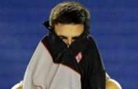 Джокович снова оконфузился на Мастерсе