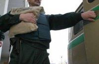 Подполковник СБУ, подозреваемый в нападении на инкассаторов ПриватБанка, арестован на два месяца
