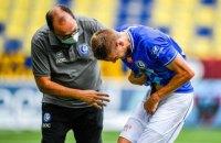 """Українець """"Гента"""" забив гол у чемпіонаті Бельгії й отримав рідкісну і болісну травму"""