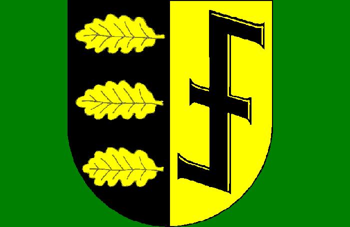 Герб громади Дассендорф (Шлезвіґ-Ґольштайн). І знову «Вольфсанґель»