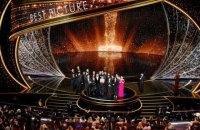 """""""Оскар""""-2020: лучший фильм – """"Паразиты""""; у Хоакина Феникса и Брэда Питта –по первому актерскому """"Оскару"""""""