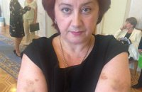"""""""Батькивщина"""" требует от ГПУ наказать охранников Азарова за избиение женщины-нардепа"""