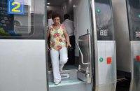 За полтора года скоростные поезда перевезли 2,5 млн пассажиров