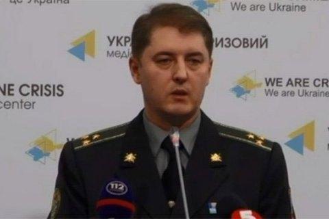 В Станично-Луганском районе снайпер боевиков застрелил военного