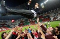 Селезньов став володарем Кубка Туреччини