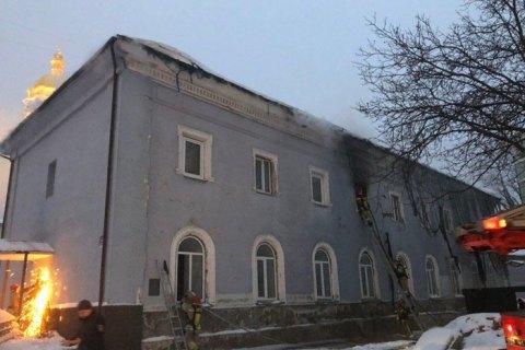 Поджигателя Лавры отправили под арест с залогом в 153 тыс. гривен