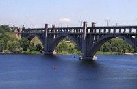 Запорожье передало недостроенные мосты Азарову