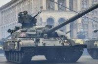 Порошенко поздравил танкистов с профессиональным праздником