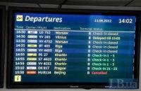 Названо непунктуальні авіакомпанії України