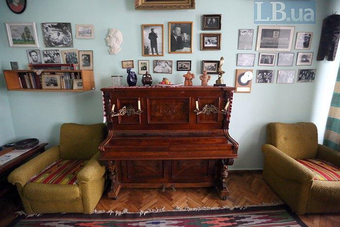 Меморіальний кабінет Андрія Малишка і Платона Майбороди