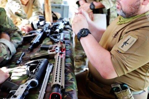 """Украинские спецназовцы вместо """"калашниковых"""" будут использовать штурмовые винтовки"""