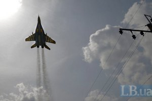 Авиация нанесла удар по базе террористов в районе Краснодона