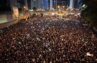 Протести в Гонконзі й далі тривають, незважаючи на призупинення законопроекту про екстрадицію