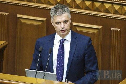 Пристайко не виключив виходу України з Мінських угод (оновлено)
