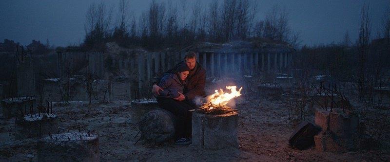 Кадр из фильма & quot; Блик & quot; Валентина Васяновича