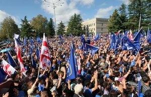 Саакашвили обвинили в провоцировании беспорядков