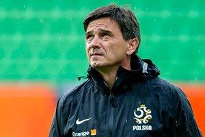Тренер Польши: мы должны взять реванш у Украины