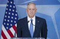 США ніколи не погодяться з ядерним статусом КНДР, - Меттіс
