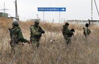 Боевики обстреливают бойцов АТО на всех направлениях, - штаб