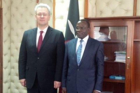 Кенія і Україна обговорюють перспективи співпраці у сфері медицини