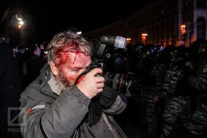 Медики огласили количество жертв разгона Евромайдана