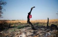 Боевики семь раз нарушили перемирие на Донбассе в воскресенье