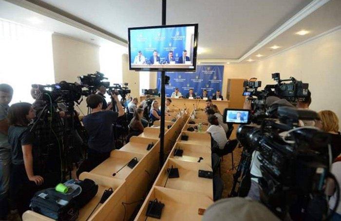 Засідання Ради суддів України