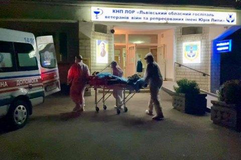У військовому госпіталі на Львівщині, ймовірно, стався вибух кисню, - Садовий