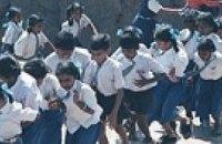 Пять детей погибли и 30 ранены в давке в школе в Нью-Дели