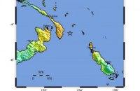 Сильний землетрус стався біля берегів Папуа - Нової Гвінеї