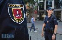 Глава патрульной полиции Одесской области отстранен после заявлений с критикой от подчиненной