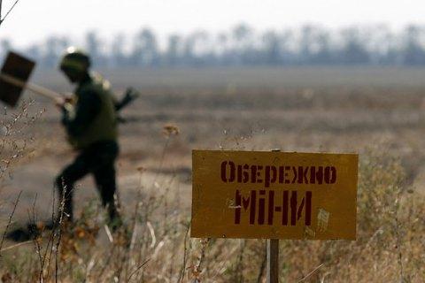 Женщина погибла, подорвавшись на растяжке в Донецкой области