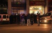 В Одессе задержали подозреваемого в нападении на инкассаторов