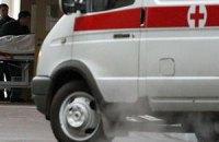 МВС розслідує підрив машини електромонтерів на Донбасі як теракт