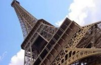 Ейфелеву вежу знову відкрили для туристів