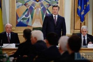 Янукович обвинил министра в бездеятельности