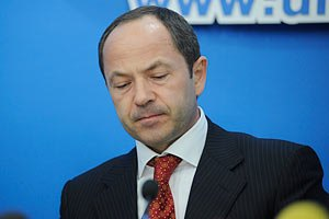 """Тигипко обвинил оппозицию в высоких рейтингах """"Свободы"""""""