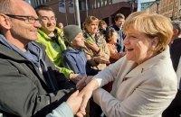 Блок ХДС/ХСС назвав Меркель єдиним кандидатом на виборах