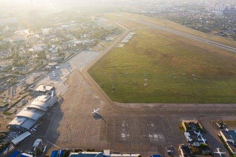 """В аэропорту """"Киев"""" из-за тумана отменили ряд международных рейсов"""